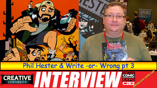 EP 11 Phil Hester