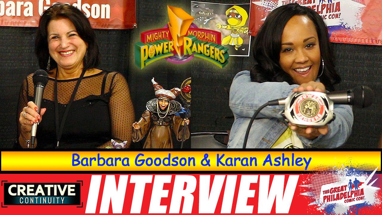 Watch Barbara Goodson video